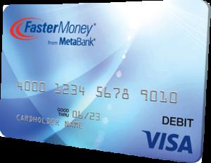 FasterMoney Card