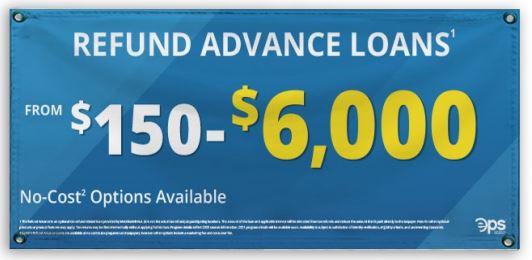 Refund Advance Loans